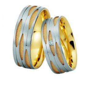 Forlovelsesringer / gifteringer – Bredde 7 mm