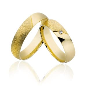 Forlovelse/giftering 5mm